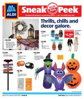 ALDI Ad Sneak Peek Sep 27 - Oct 3, 2020