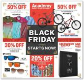 Academy Sports Outdoors Black Friday Ad 2020