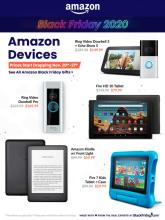 Amazon Black Friday Ad 2020