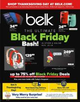 Belk Black Friday Ad 2020