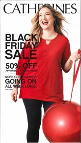 Catherines Black Friday Ad 2019
