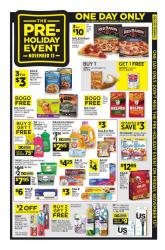 Dollar General Pre Black Friday Ad 2020