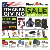 Fleet Farm Pre-Black Friday Ad 2020