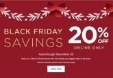 Hallmark Cards Black Friday Ad 2020