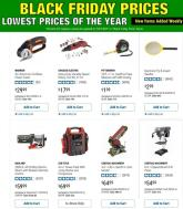 Harbor Freight Pre-Black Friday Ad 2020