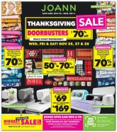 Jo-Ann Black Friday Ad 2020