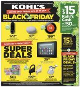 Kohl's Black Friday Ad 2020