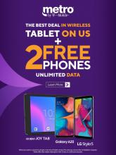 Metro by T-Mobile Black Friday Ad 2020