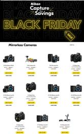 Nikon Black Friday Ad 2020