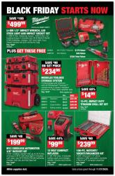 Northern Tool Black Friday Ad 2020
