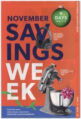Sam's Club Savings Event Ad 2020 Pre Black Friday