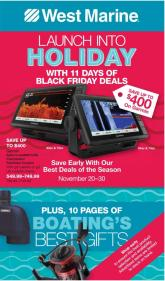 West Marine Black Friday Ad 2020