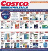 Costco Ad Wholesale 2 - 27 Sep 2020