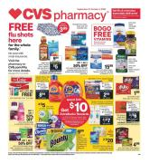 CVS Weekly Ad Sep 27 - Oct 3, 2020