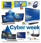 Best Buy Cyber Monday Ad 2020