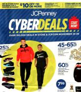JCPenney Cyber Monday Ad 2017