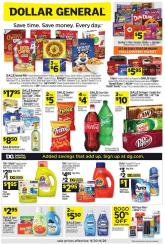 Dollar General Ad Sep 20 - 26, 2020