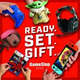 Gamestop Holiday Gift Guide Ad 2020