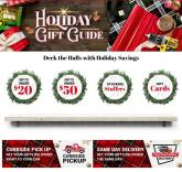 Tractor Supply Holiday Gift Guide Ad 2021