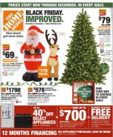 Home Depot Black Friday Ad 2020