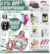 Menards Ad Early Black Friday Nov 8 - 14, 2020