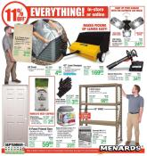 Menards Ad Sep 20 - 26, 2020