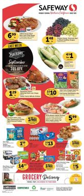 Safeway Weekly Ad Sep 23 - 29, 2020