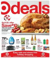 Target Weekly Ad Black Friday Nov 15 - 21, 2020
