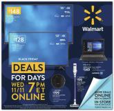 Walmart Ad Pre Black Friday Nov 11 - 15, 2020