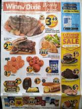 Winn Dixie Weekly Ad Sep 23 - 29, 2020