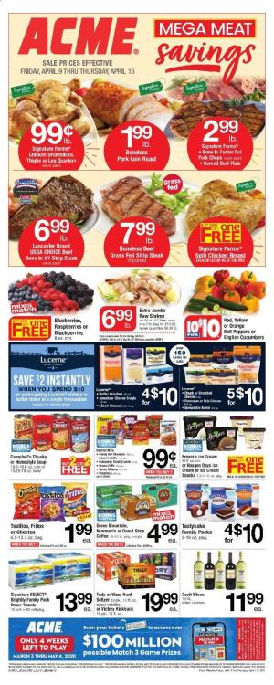 acme weekly ad 9 2021