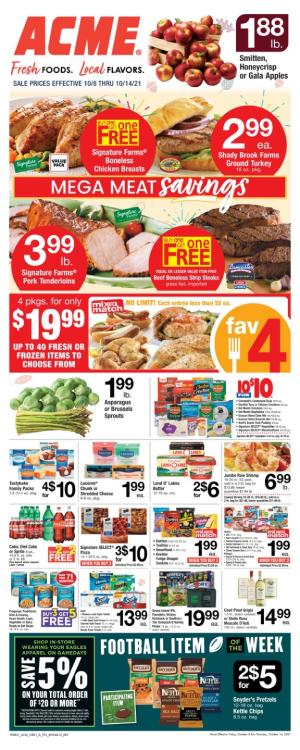 acme weekly ad oct 8 2021