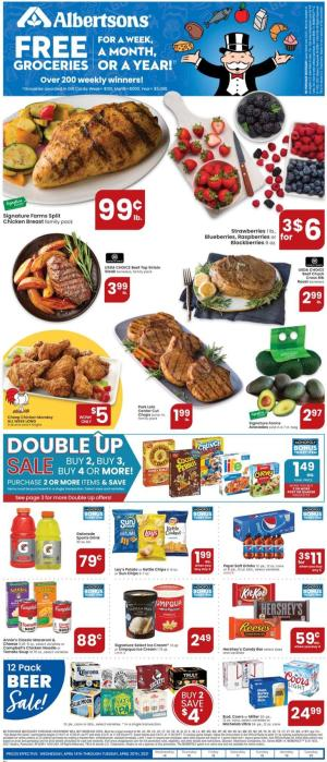 albertsons weekly ad apr 14 2021