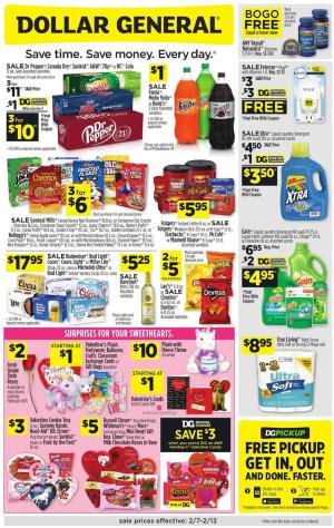 dollar general ad feb 7 2021