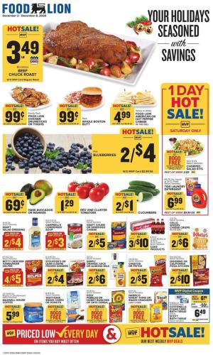food lion weekly ad dec 2 2020
