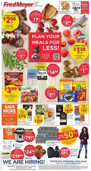 fred meyer ad oct 21 2020