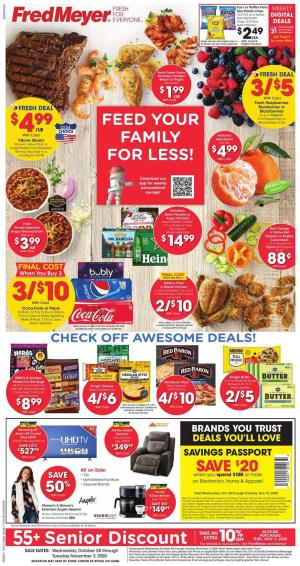 fred meyer ad oct 28 2020