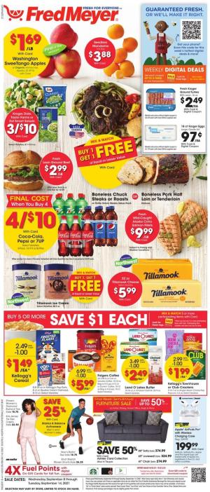 fred meyer ad sep 8 2021