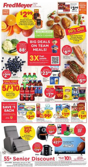 fred meyer weekly ad jan 27 2021