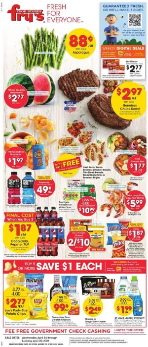 frys weekly ad apr 14 2021