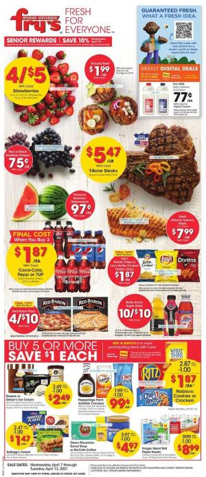 frys weekly ad apr 7 2021