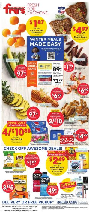 frys weekly ad feb 17 2021