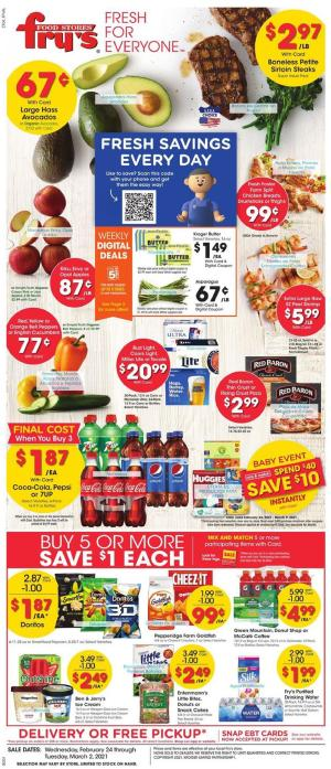 frys weekly ad feb 24 2021