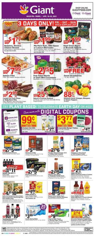 giant weekly ad apr 16 2021