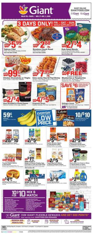 giant weekly ad nov 27 2020