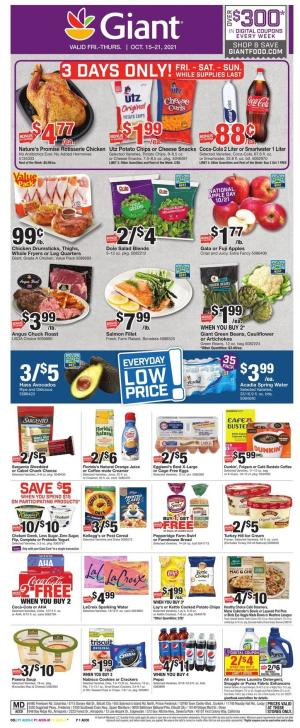 giant weekly ad oct 15 2021