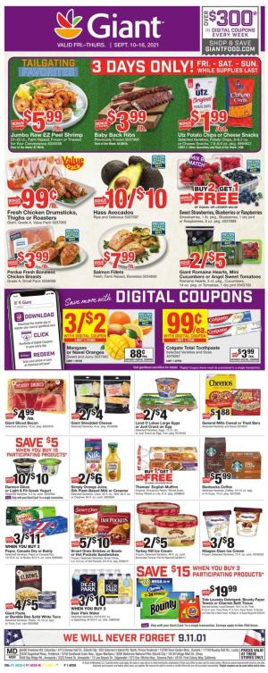 giant weekly ad sep 10 2021