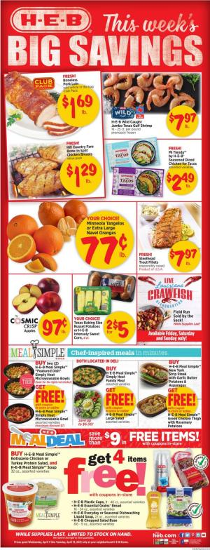 heb weekly ad apr 7 2021