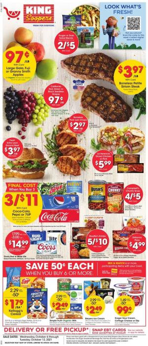 king soopers ad oct 6 2021
