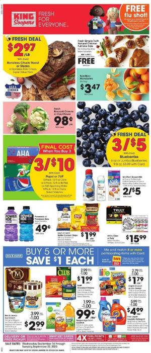 king soopers ad sep 16 2020